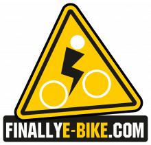 finally e-bike Logo
